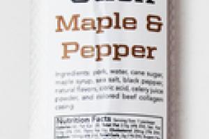 MAPLE & PEPPER CRAFT PORK STICK