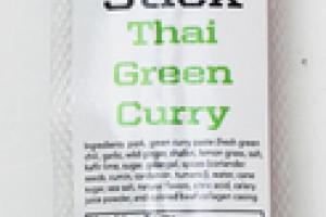 THAI GREEN CURRY CRAFT PORK STICK