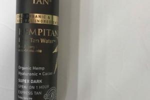 ORGANIC HEMP HYALURONIC CACAO SUPER DARK SPRAY