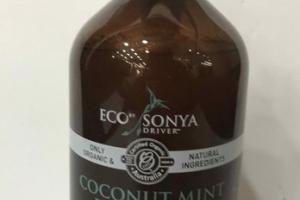 COCONUT MINT BODY WASH