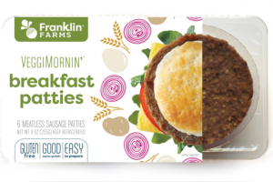MEATLESS SAUSAGE VEGGIMORNIN' BREAKFAST PATTIES