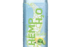 NATURAL CITRUS SPARKLING PURIFIED WATER WITH ELECTROLYTES