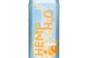 NATURAL ORANGE SPARKLING PURIFIED WATER WITH ELECTROLYTES