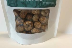 CARAMEL JAGGERY POPPED LOTUS SEEDS