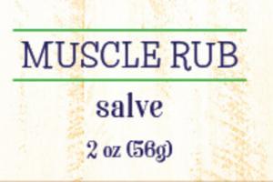 MUSCLE RUB SALVE