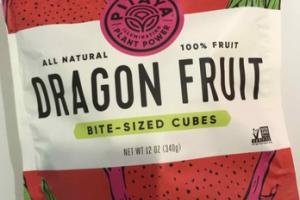 100% FRUIT DRAGON FRUIT BITE-SIZED CUBES