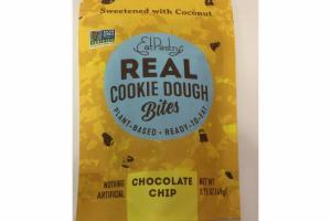 CHOCOLATE CHIP REAL COOKIE DOUGH BITES