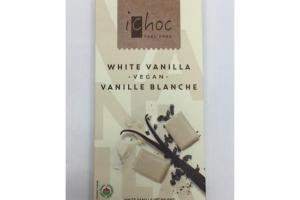 WHITE VANILLA VEGAN BAR