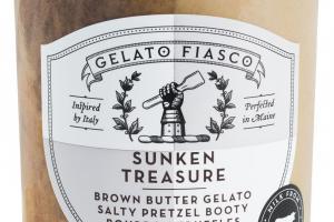 SUNKEN TREASURE BROWN BUTTER GELATO