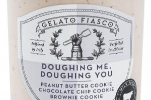 DOUGHING ME, DOUGHING YOU GELATO