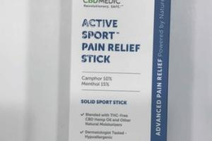 ACTIVE SPORT PAIN RELIEF SOLID SPORT STICK