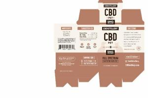HEMP-DERIVED CANNABIDIOL FULL SPECTRUM LAB TESTED <0.3% THC