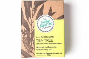 SOAP, ALL AUSTRALIAN TEA TREE