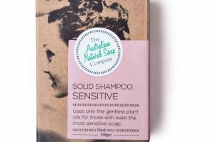 SENSITIVE SOLID SHAMPOO