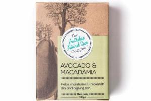 SOAP, AVOCADO & MACADAMIA
