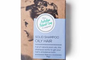 SOLID SHAMPOO OILY HAIR