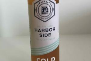 HALF & HALF COLD BREW HARBOR SIDE TEA & LEMONADE
