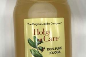 100% PURE JOJOBA FOR SKIN, SCALP & HAIR