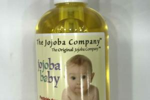JOJOBA FOR BABY'S SKIN, SCALP & HAIR OIL