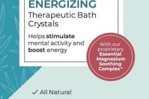 ENERGIZING THERAPEUTIC BATH CRYSTALS