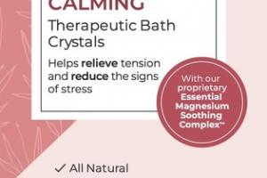 CALMING THERAPEUTIC BATH CRYSTALS