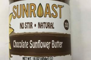 NATURAL CHOCOLATE SUNFLOWER BUTTER