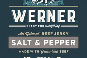 SALT & PEPPER BEEF JERKY