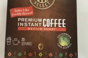 MEDIUM ROAST PREMIUM INSTANT COFFEE