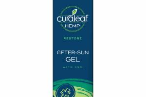 RESTORE AFTER-SUN GEL WITH CBD, CUCUMBER