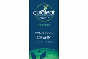 RESTORE COMPLEXION CREAM WITH CBD, UNSCENTED