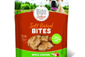 APPLE CHICKEN BROAD SPECTRUM CBD SOFT BAKED BITES