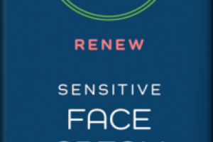 RENEW SENSITIVE FACE CREAM WITH CBD, UNSCENTED