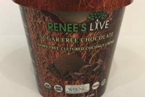 DAIRY FREE CULTURED COCONUT CREME SUGAR FREE CHOCOLATE