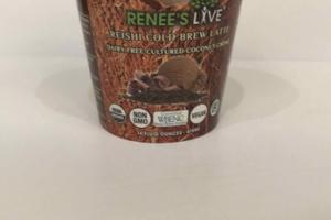 REISHI GOLD BREW LATTE DAIRY FREE CULTURED COCONUT CREME
