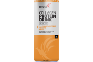 PASSIONFRUIT, ORANGE AND PINEAPPLE FLAVORED FRESH COLLAGEN PROTEIN DRINK