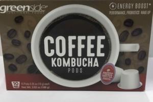 KOMBUCHA COFFEE PODS