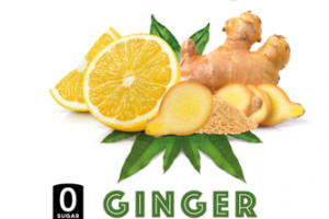 HIGH MOUNTAIN LEMON GINGER SUPERFOOD INFUSED H20