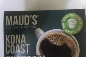 MEDIUM ROAST KONA COAST 100% ARABICA GOURMET COFFEE