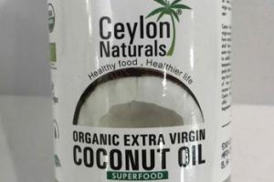ORGANIC EXTRA VIRGIN COCONUT OIL SUPERFOOD