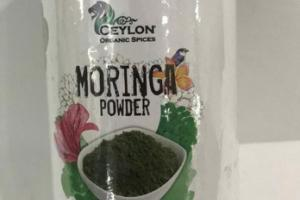 ORGANIC SPICES MORINGA POWDER