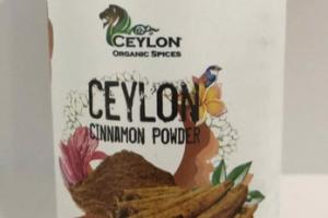 CINNAMON POWDER ORGANIC SPICES