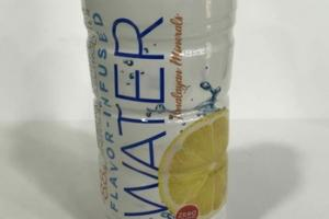 LEMON FLAVOR-INFUSED 8.8PH PURIFIED WATER ENHANCED WITH HIMALAYAN MINERALS & ELECTROLYTES