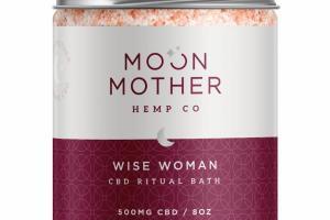 WISE WOMAN CBD 500 MG RITUAL BATH