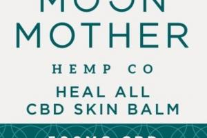 HEAL ALL 500 MG CBD SKIN BALM