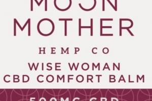 WISE WOMAN 500MG CBD COMFORT BALM