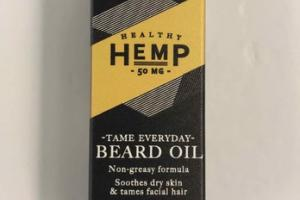 TAME EVERYDAY BREAD OIL ALOE & HEMP EXTRACT