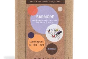 BARMORE FOR FACE & BODY, LEMONGRASS & TEA TREE