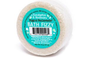 BATH FIZZY, EUCALYPTUS & ROSEMARY