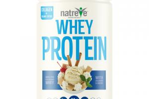 FRENCH VANILLA WHEY PROTEIN WAFER SUNDAE