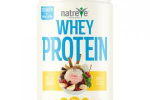 BANANA SPLIT WHEY PROTEIN